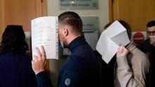 Incidents à l'OM : un supporter condamné à 3 mois de prison ferme, 11 autres écopent de 6 mois avec sursis