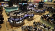 US STOCKS-Retail drags on Wall St; Dow falls, S&P holds steady