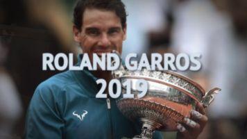 Roland Garros | La jugada del día: dejada con efecto de Federer