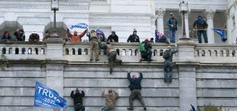 Alarming trend noted as Capitol riot arrests continue