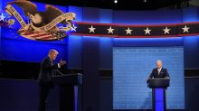 Sports world frustrated, urging people to vote on social media after first presidential debate