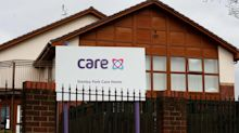 Care UK says residents and staff face five-week wait for coronavirus tests due to problem with Government supplier
