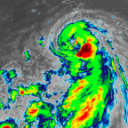Typhoon Hagupit on a crash course with eastern China