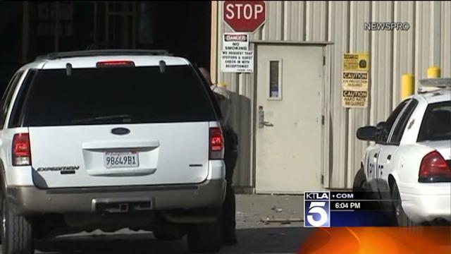 Body of Newborn Girl Found at Victorville Recycling Center