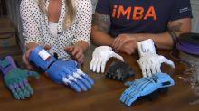 Casal usa plástico retirado do mar para criar próteses nos EUA