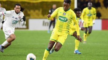 Foot - L1 - Nantes - Nantes: Limbombe forfait contre Bordeaux, Coulibaly, Pallois et Wagué toujours absents aussi