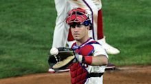 Star catcher J.T. Realmuto returning to Phillies on five-year deal