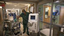 COVID-19's toll on kidneys puts strain on dialysis supplies