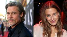 Brad Pitt sparks romance rumors with German model Nicole Poturalski