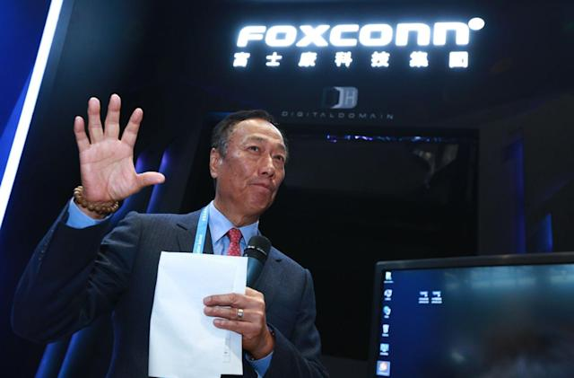 Foxconn establishes its North American headquarters in Milwaukee