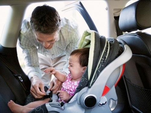 75 Percent Of Parents Make This Car Seat Mistake