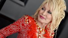 Is sleeping with your make-up on, like Dolly Parton, bad for your skin?