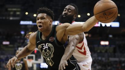 Harden: Giannis' game 'takes no skill at all'