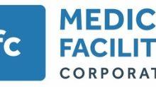 Medical Facilities Corporation Announces First Quarter Dividend