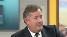 Piers Morgan left to do his own make-up on 'Good Morning Britain' over coronavirus restrictions