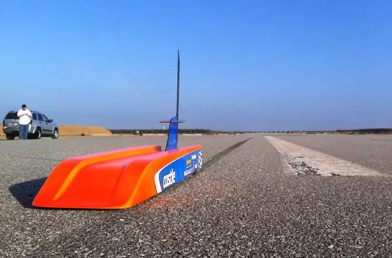 This R/C racer can shame sports cars with a 188mph top speed