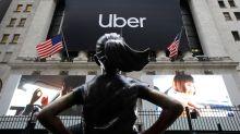 Uber se estrena en bolsa con un duro castigo que llegó a ser del 9%