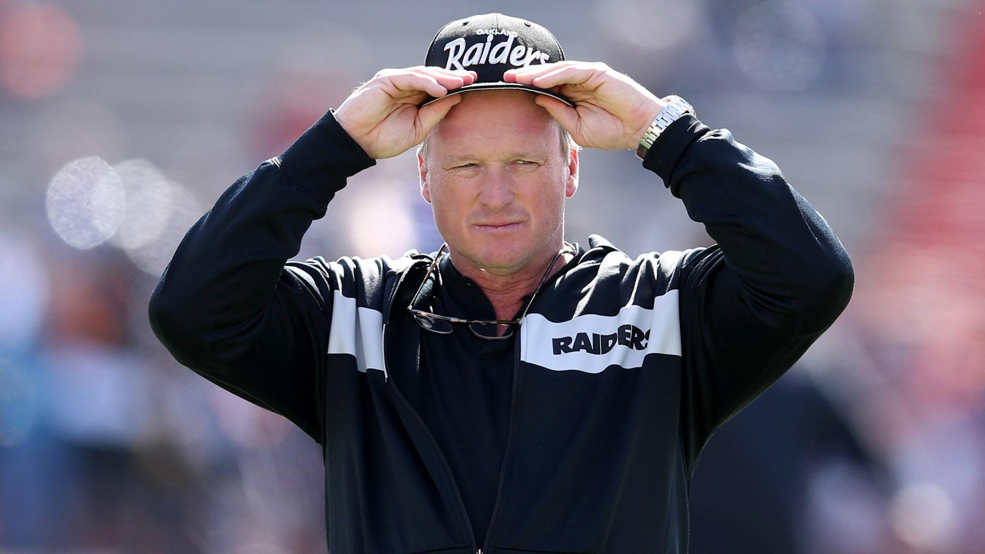 Why NFL insiders believe Raiders could be most improved team in 2019
