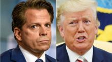 Scaramucci Reveals Plan To Take Down 'Night King' Trump With 'The Small Hands'