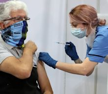 Nearly two million people age 60 to 63 to be offered Covid vaccine