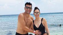 Jackie Bracamontes revela que su embarazo es de alto riesgo y que casi debe andar en silla de ruedas