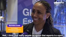 'Many people recognise' esports is a sport, says five-time Olympian Charmaine Crooks