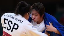 Olympics: Kiyomi Watanabe suffers early exit in judo event