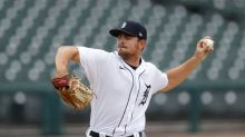 In first start since strikeout spree, Tigers' Tyler Alexander not changing anything