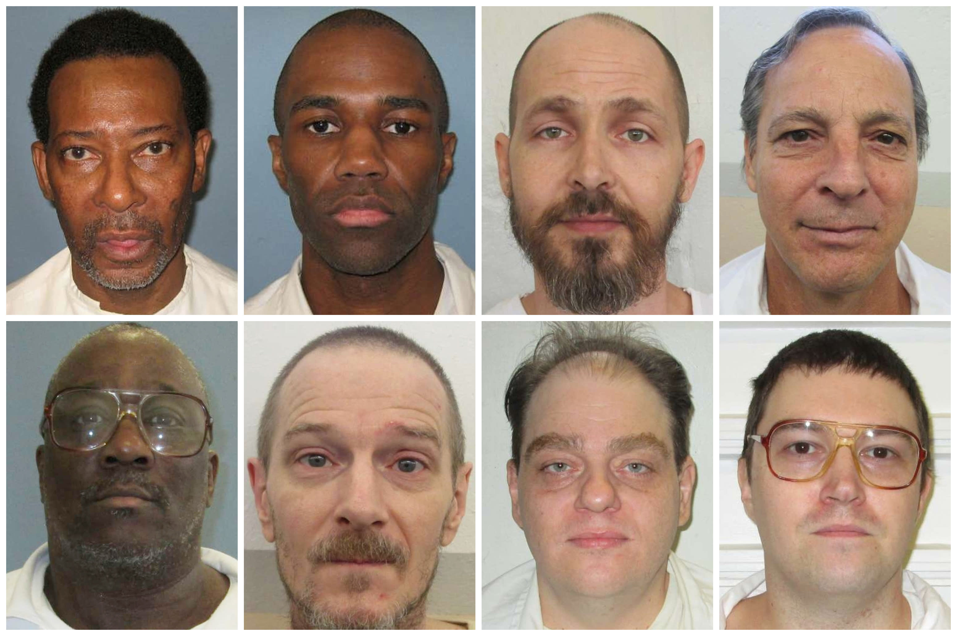 Lethal injection or gas? Alabama's death row gets to choose