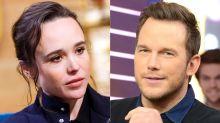 Chris Pratt Responds To Ellen Page's Claim His Church Is 'Infamously Anti-LGBTQ'