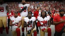 Trump lashes out at NFL for not asking players to stand for national anthem