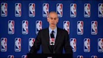 NBA Commissioner Adam Silver Announces Donald Sterling Is Banned For Life