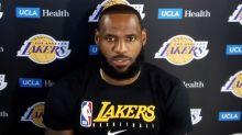 LeBron James: I hope we made Kap proud