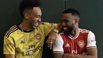Arsenal fans fall in love with leaked new kit
