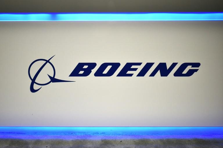Boeing will have a phased restart of manufacturing in Washington state, but the South Carolina plant remains closed (AFP Photo/MANDEL NGAN)