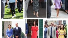Steal her Style: Alle royalen Looks, die Kate Middleton während der Deutschland-Reise trug