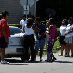 Kansas City man accused of fatally shooting the mother of their young children