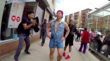 Guy Wore 'Bromper' Around New York City. Here's What Happened