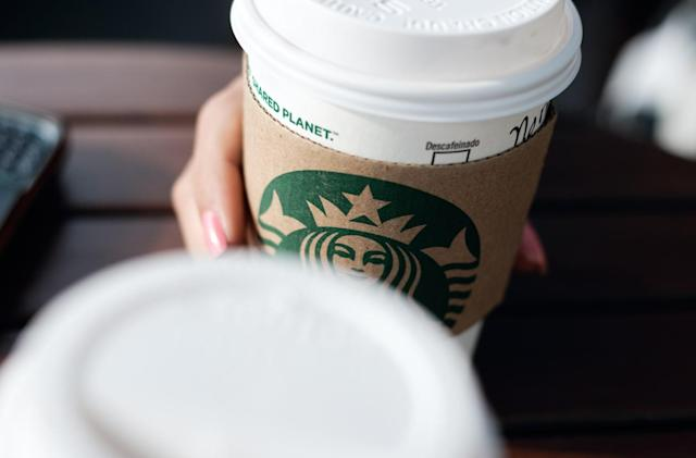 Starbucks will offer Uber Eats delivery from more than 2,000 US stores