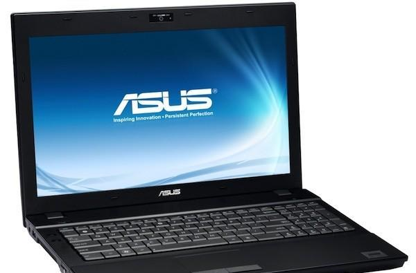 ASUS rolls out B series laptops with Boston-Power's Sonata batteries