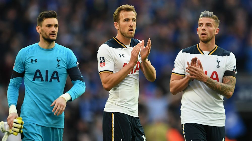 'He's a great leader' - Lloris taps Kane to succeed as England captain