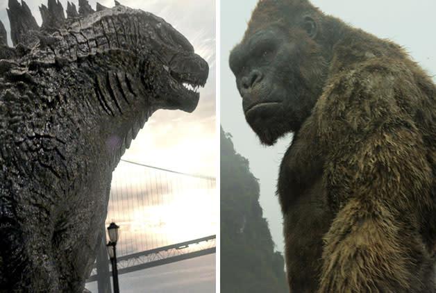 'Godzilla Vs. Kong' Stomps To Pre-Thanksgiving 2020 Weekend