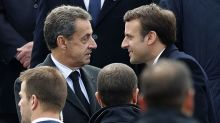 """Ça va très mal finir"": Sarkozy pessimiste au sujet de Macron"