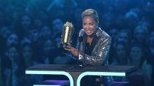 Jada Pinkett Smith Reveals Why She Didn't Feel Worthy Of MTV Trailblazer Award