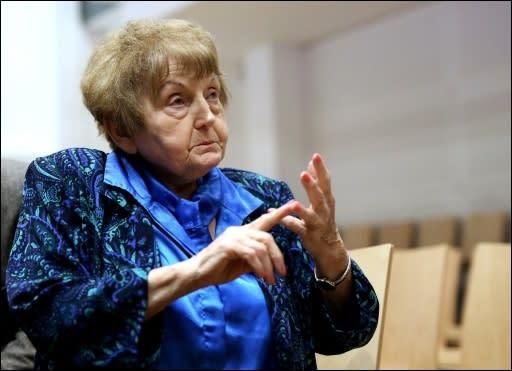 Auschwitz Gaskammer überlebende