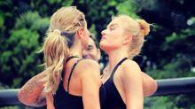 Personal trainer lembra 'briga' de Grazi e Angélica em treino