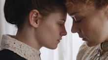 Kristen Stewart and Chloë Sevigny flirt with danger in 'Lizzie' clip (Exclusive)