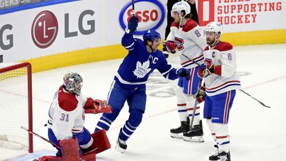 Leafs, Canadiens open season with a thriller