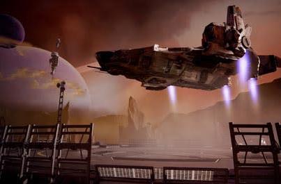 Piranha unveils Transverse, a sci-fi MMORPG coming in 2015