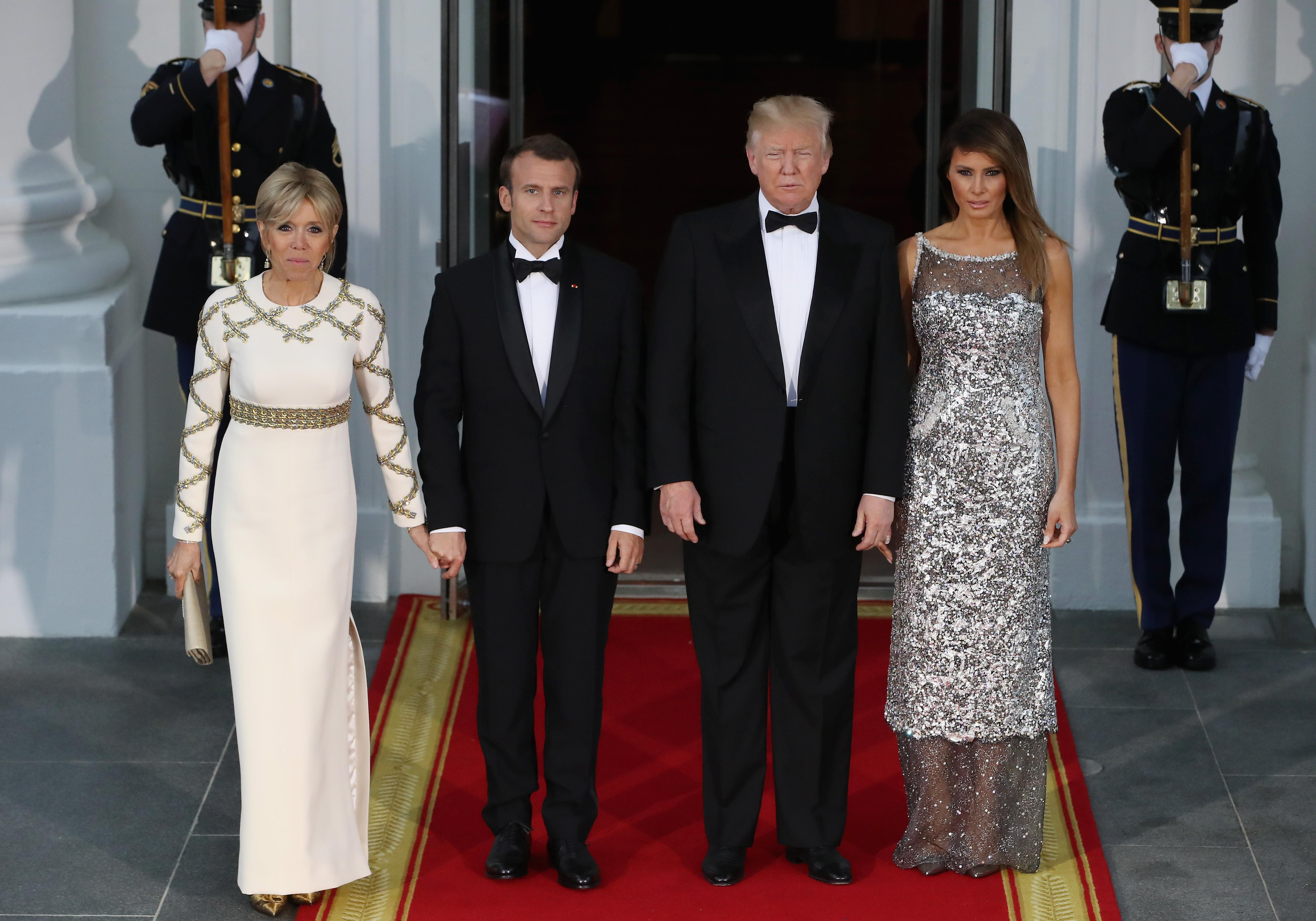 Trump's First State Dinner Likely Richest in History as President Welcomes Billionaires, Ignores Democrats and Journalists